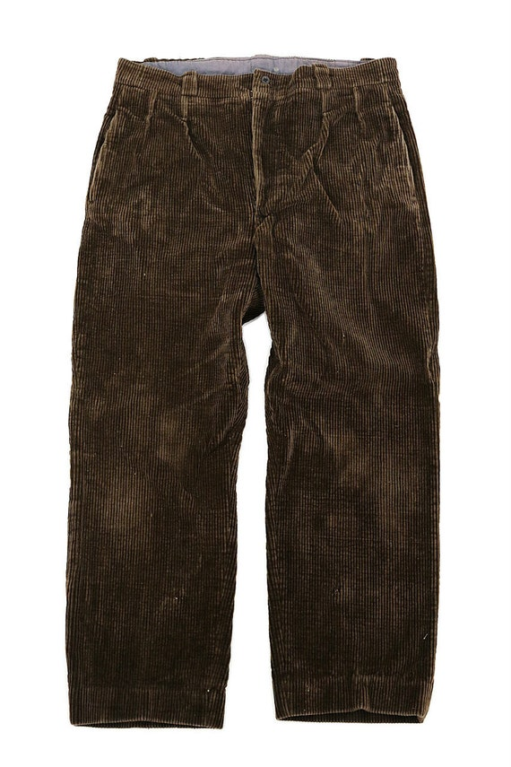 Size W40 70/'s work pants TC6 Vintage French Trouser