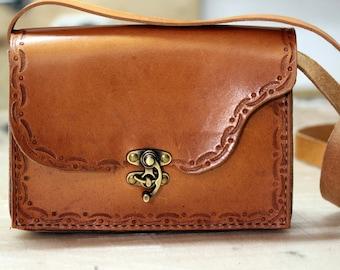 Nico Mateado - Leather Shoulder Bag