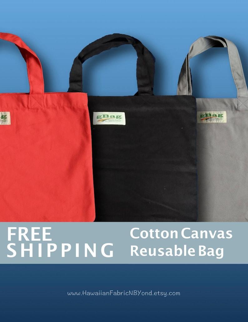 188fbe15c6ca Reusable Bags Bulk Sale Orange Black Gray Heavy Duty Canvas
