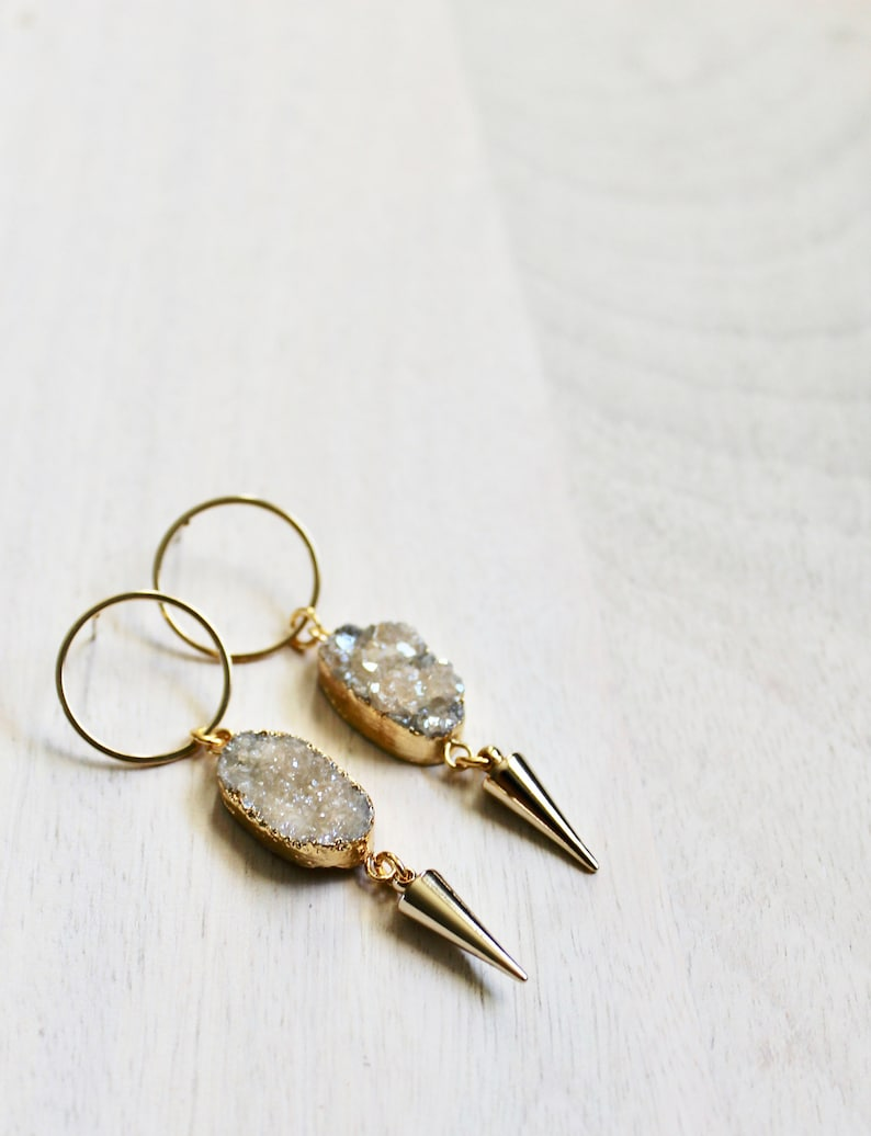 The Spiked Earrings image 0