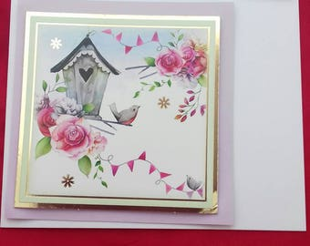 Birthday Cards Etsy UK