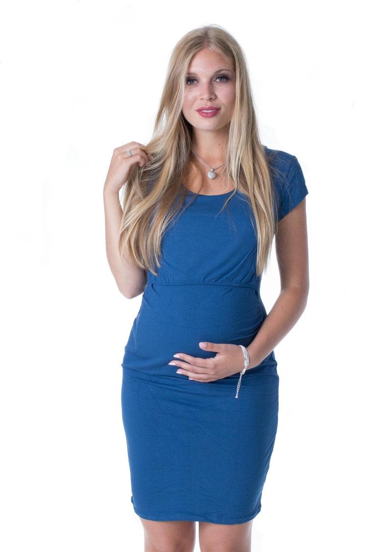 GoFuture\u00ae  3in1 dress FREYA Maternity dress Nursing dress Breastfeeding dress Normal leisure use Soft Comfy highest quality GoFutureWithLove