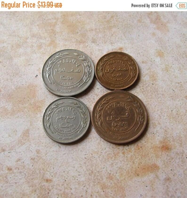 nouveau produit cbff6 e4705 Jordanian Coins, Fils Coins, Vintage Jordan, Coins from Jordan, Worlds Coins