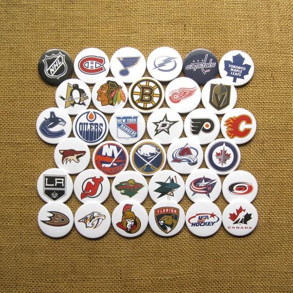 NHL Teams, Canadian Hockey Teams, USA Hockey Teams