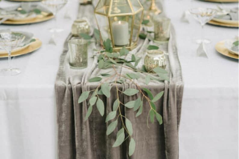 Tischläufer Hochzeit
