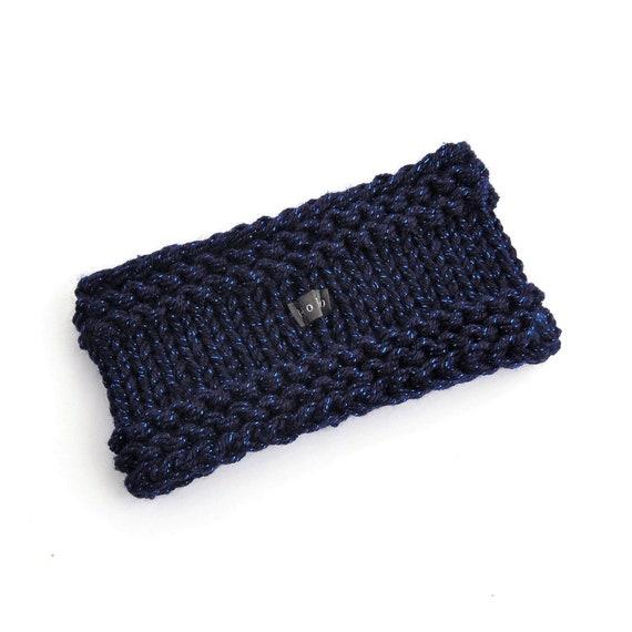 Dark Navy Blue 8 in 1 Headband
