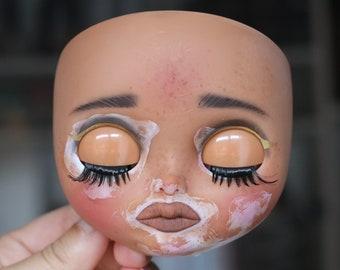 Blythe - Maria (Faceplate ooak)