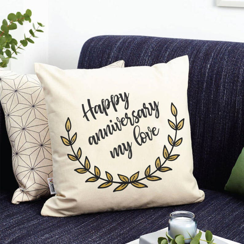 Anniversary Gift for My Love Him Gift for Husband 1st Anniversary 2nd  Anniversary 5th Anniversary 10th Anniversary 15th Anniversary Cotton