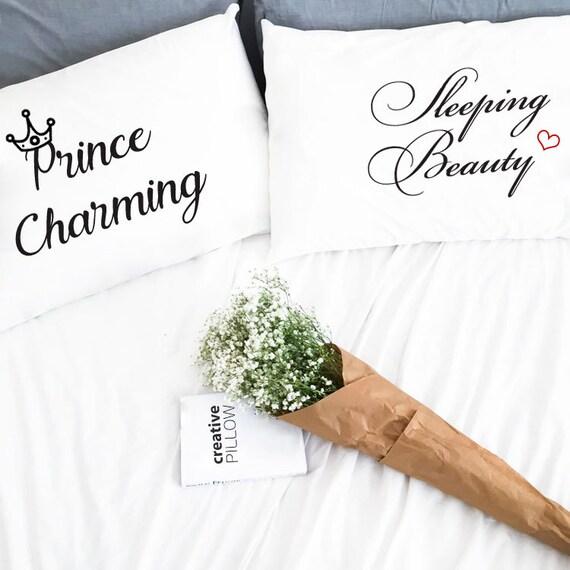2 jaar verjaardag cadeau voor paar kussenslopen prins for Geen cadeau voor verjaardag