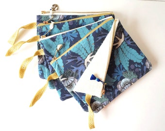 wallet seabed art pattern jug bag beige textil women beach