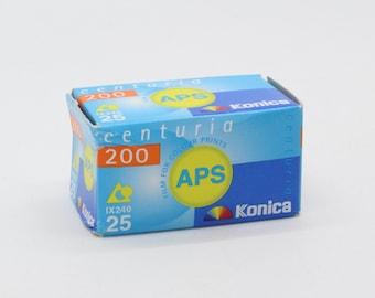 Lot x2 40 poses AGFA MAXIMA APS film