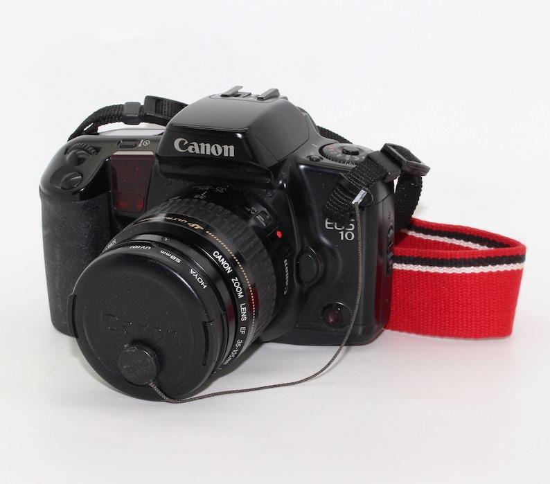 Canon eos 10sqd af slr camera part iii.