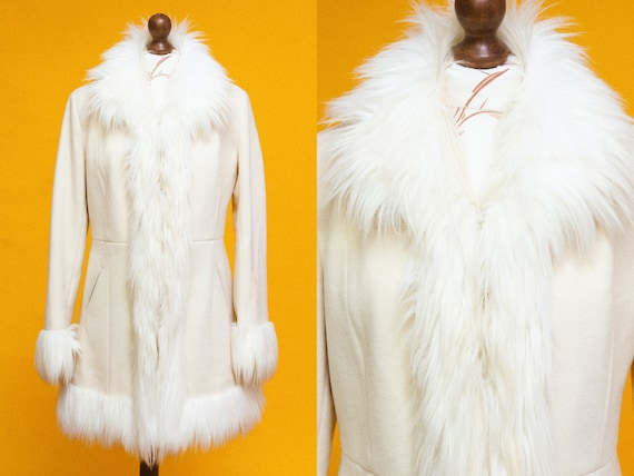 Absolutely stunning fluffy vegan faux fur Penny La