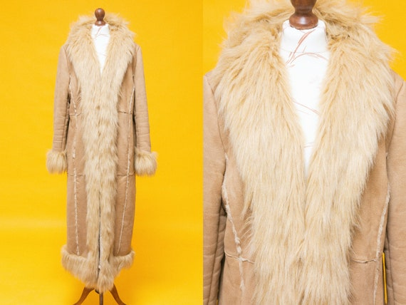Penny Lane Coat. Absolutely stunning fluffy vegan