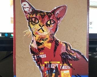 Cat - Original Illustration