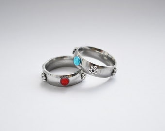 3cf2fbb8bd59 Sophie and Howl - Howls Moving Castle Rings - COSPLAY
