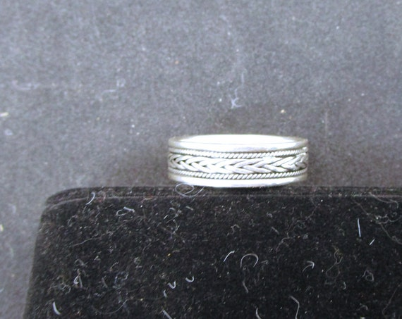 BG-034 Sterling Ring Silver 925 (sterling) free shipping