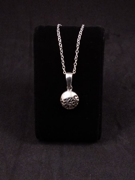 Silver charm necklace 925 free shipping/free shipping
