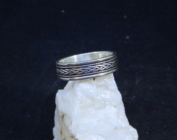 BG-034 Sterling Ring Silver 925 (sterling) free shipping