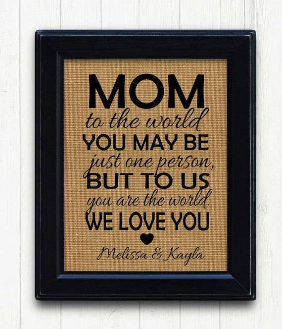 Mothers Day From SonMother Gift Ideas For Parents