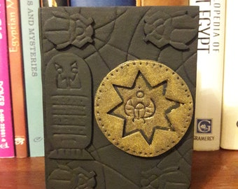Mini Note Book of the Dead - inspired by the Mummy