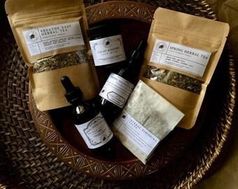 SPRING- Seasonal Wellness Box