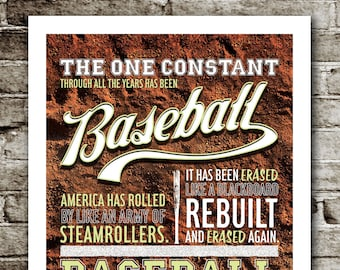Field of Dreams Movie Quote Poster