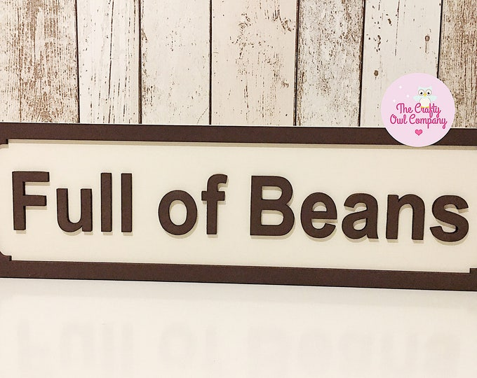 Wooden personalised street signs