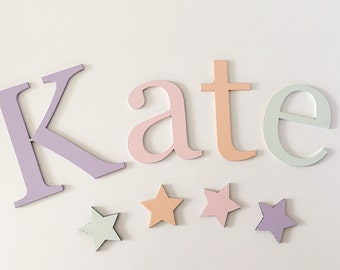toy box - wall letters