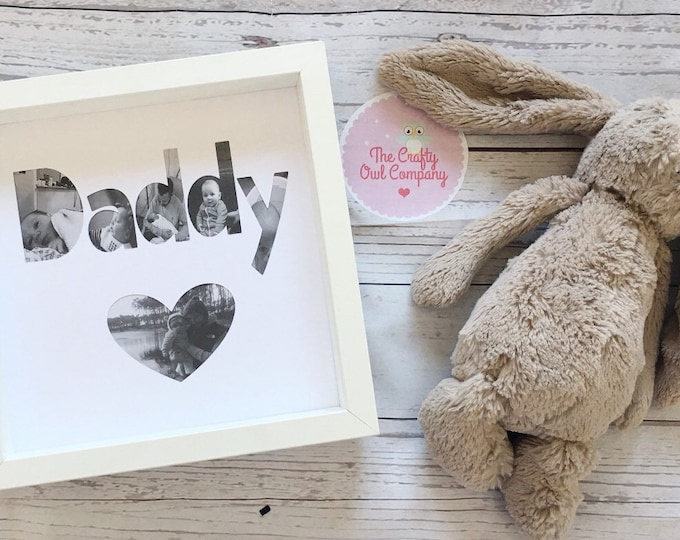 Father's Day birthday and anniversary personalised gift
