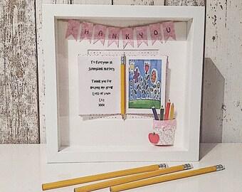 School leaving teachers gifts