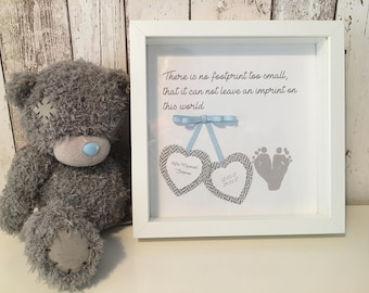 Baby memorial gift, infant loss print, baby sympathy gift, miscarriage gift, bereavement gift for parents