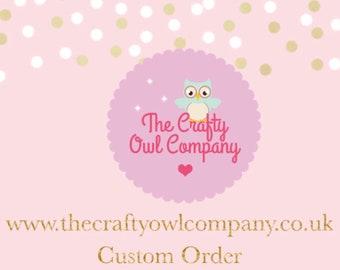 Custom toy box listing