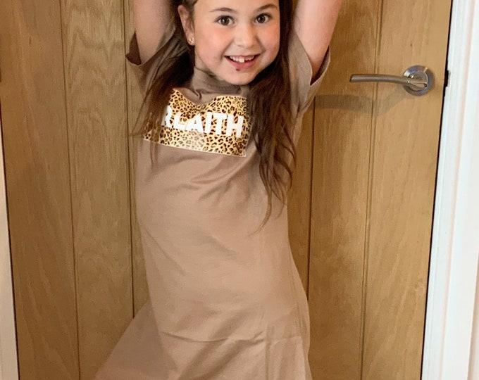 Personalised Kids Summer dress