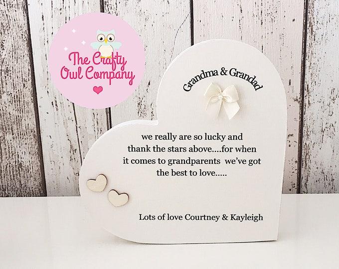 Grandparents gift