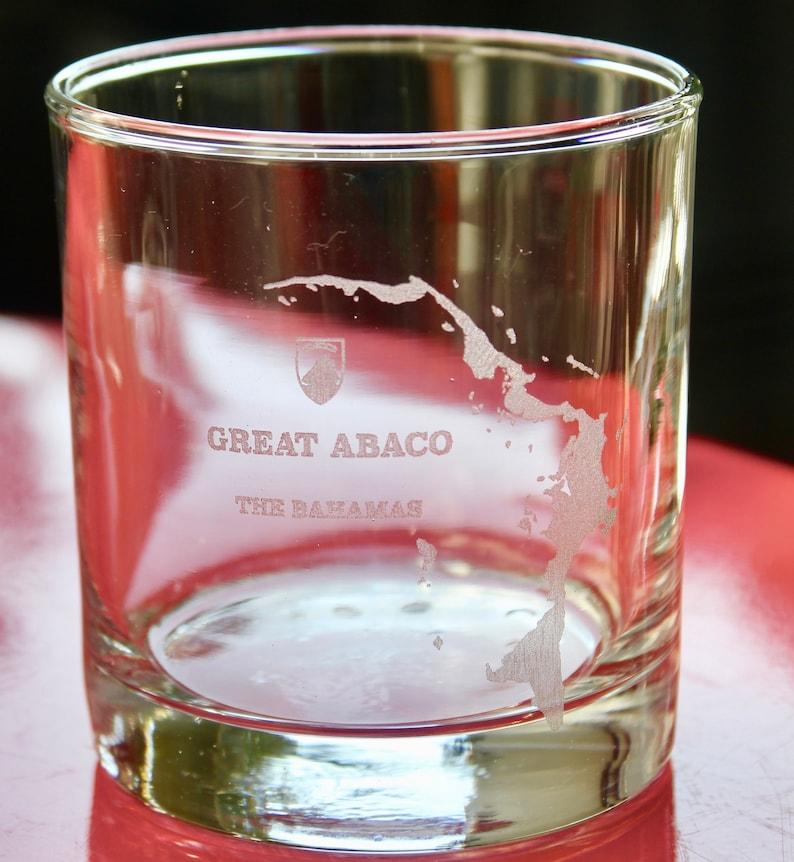 Great Abaco Island Glasses