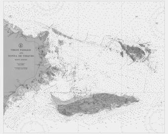 Virgin Passage Map
