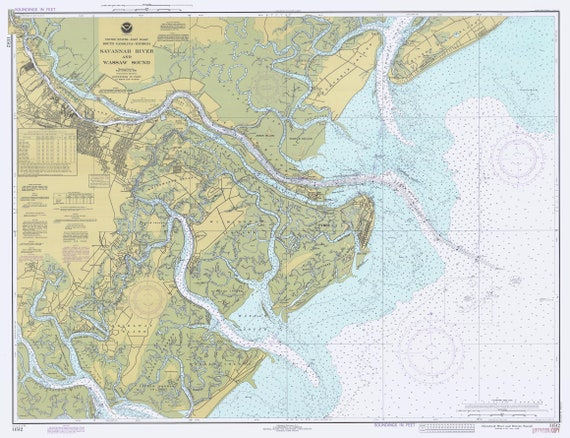 Savannah River & Waw Sound Map 1979 on chattooga river, tybee island, appalachian mountains map, mississippi river, ohio river map, altamaha river, chesapeake bay, oconee river, st. lawrence river map, mohawk river map, hudson river map, altamaha river map, susquehanna river map, mississippi river map, cumberland plateau, tugaloo river, wabash river map, york river map, great plains map, cape fear river map, santee river, chattahoochee river, potomac river map, chattahoochee river map, ocmulgee river, augusta canal, saint lawrence river, delaware river, green mountains, little river, suwannee river map, pee dee river, james river map, santee river map, roanoke river map, boston map, coosa river, flint river,