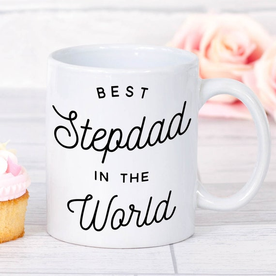 Step Dad Fathers Day Gift Best Stepdad
