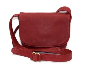 Coach Vintage Red Crossbody Sonoma Bag 5183ddb6f6789