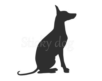 Peruvian Hairless Dog sticker
