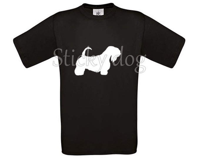 T-shirt Sealyham Terrier dog silhouette