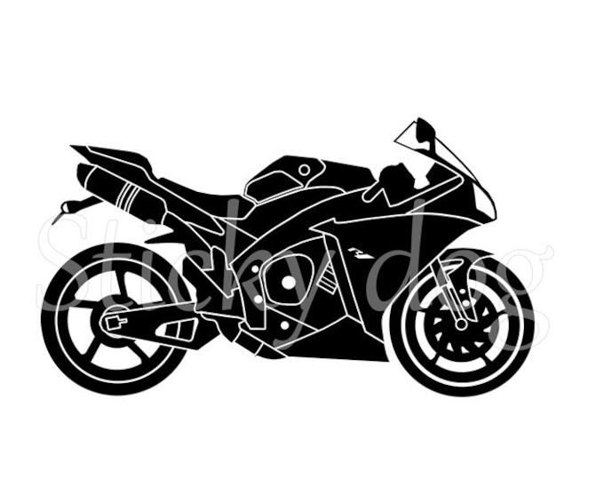 motor sticker