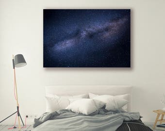 Space Photography canvas art framed art home decor wall art prints poster art Constellation Stars Night Sky Home Decor Wall Decor PH0178