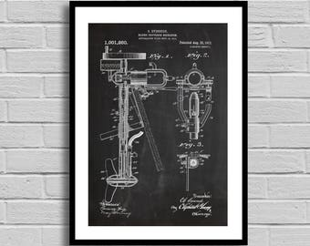 Propulsion Mechanism Patent Propulsion Mechanism Patent Poster Propulsion Mechanism Blueprint Propulsion Mechanism PrintBoatingNautical p411