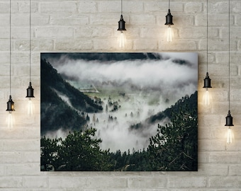 Forest Photography Mountain Photography Scenery Nature Landscape Nature Photography Home Decor Wall Decor Forest PH0118