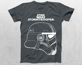 Stormtrooper Patent T-Shirt, Stormtrooper Blueprint, Star Wars Patent Print T-Shirt, Star Wars T-Shirt, Star Wars Gifts, p1388