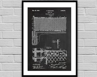 Tennis Net Patent, Tennis Net Patent Poster, Tennis Net Blueprint, Tennis Net Print, Sports decor, Sports Collectible, Tennis art p1337