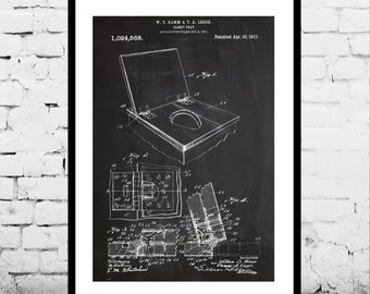 Bathroom Patent Toilet Patent Toilet Poster Bathroom Poster Toilet Blueprint  Toilet Print Toilet Art Toilet Decor Bathroom Decor p968