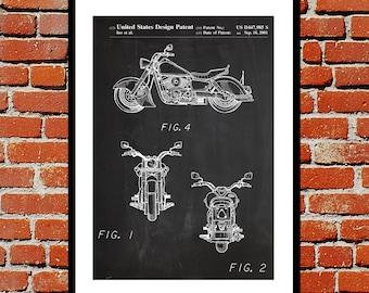 Kawasaki Motorcycle Patent, Kawasaki Motorcycle Poster, Motorcycle Print, Motorcycle Art, Motorcycle Decor, Motorcycle Blueprint p1136